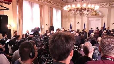 Bosna Hersek Devlet Başkanlığı Konseyinde devir teslim - SARAYBOSNA