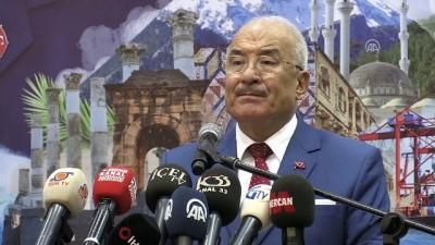 Burhanettin Kocamaz, MHP'den istifa etti - MERSİN