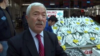 Denetimler arttı Marmara'ya hamsi yağdı