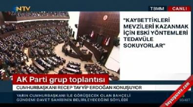 recep tayyip erdogan - Erdoğan: Ya ıslah ya da tasfiye edeceğiz