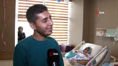 cocuk hastaliklari -  FETÖ'den devralınan hastanenin ilk tüp bebeğinin adı Ömer Halis oldu