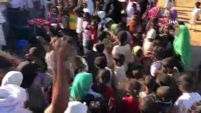- İhlas Vakfı'ndan Sudan'a Su Kuyusu