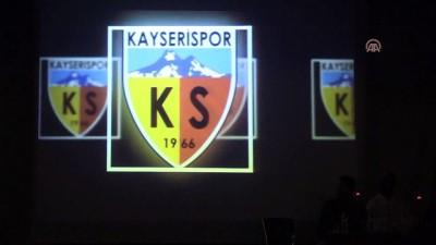 Kayserisporlu futbolcular öğrencilerle buluştu - KAYSERİ