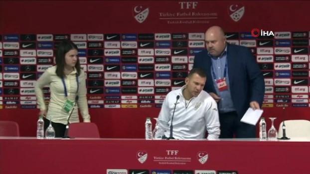 Andriy Shevchenko: Lucescu, Türkiye için çok şey yapabilir 53