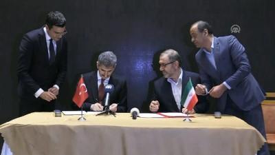 Türkiye-İran Ortak Çalışma Grubu Üçüncü Toplantısı - TAHRAN