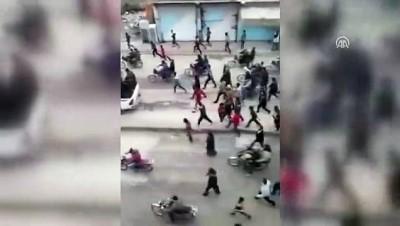 YPG/PKK'nın baskı ve zulmü protesto edildi - HASEKE
