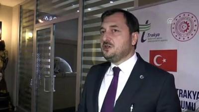 AK Parti Tekirdağ İl Başkanı Cüneyt Yüksel - TEKİRDAĞ