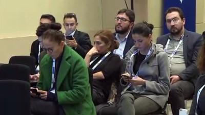 Bilişim Zirvesi 18'de akıllı statlar konuşuldu - İSTANBUL