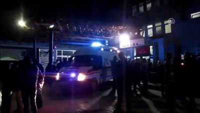grup genc - Çakmak gazı tüpü atılan ateş parladı: 7 yaralı - SAMSUN