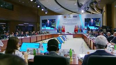 yeni strateji - Cumabekov: 'İşbirliğimiz açısından programlar yapmamız ve bunu hukuksal platforma taşımamız lazım' - İZMİR