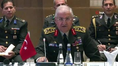 - Genelkurmay Başkanı Orgeneral Güler, Azerbaycan-Türkiye-Gürcistan Genelkurmay Başkanları Toplantısı'na Katıldı