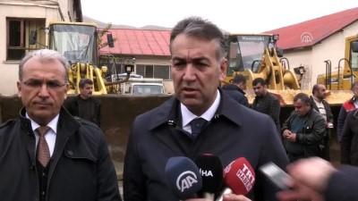 Görevlendirme yapılan Bitlis Belediyesi kışa hazır