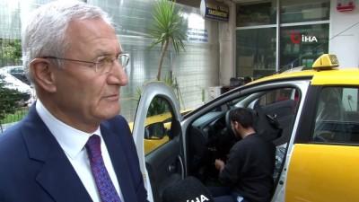 servis araci -  İzmir'de 16 bin ticari araç 'kamera'lanacak