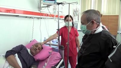 Turgut Özal Tıp Merkezi'nde 500. kök hücre nakli - MALATYA