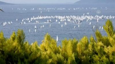 Yelken: TYF Atatürk Kupası Yarışları - MUĞLA
