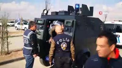 Aksaray'da çocuğu taciz ederken suçüstü yakalanan şüpheli tutuklandı