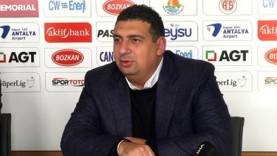 Antalyaspor Hentbol Takımı'na sponsor