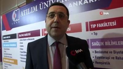 """Atılım Üniversitesi Öğretim Üyesi Dr. Konca: """"Devletimiz geri dönüşüme destek veriyor"""""""