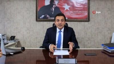 Belediye Başkan Yardımcısı Eren istifa etti