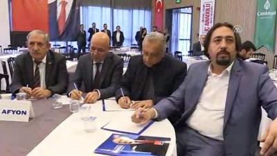CHP 'Yerel Seçim İç Anadolu Bölge Çalıştayı' - CHP Genel Başkan Yardımcısı Torun - ANKARA