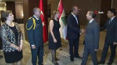"""İçişleri Bakanı Soylu: """"Lübnan'ın bağımsızlık ve egemenliğinin"""