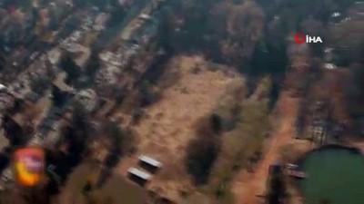 - Kaliforniya'da Kayıplar Aranıyor - Ölü Sayısı 83'e Yükseldi
