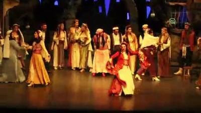 'Kanlı Nigar' Samsun'da sahnelendi