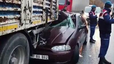 Trafik kazaları: 7 yaralı - BURSA