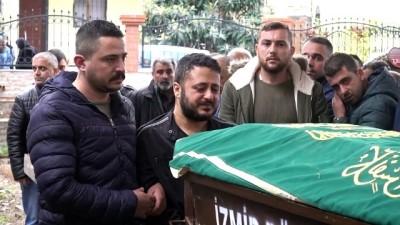 Trafik kazasında hayatını kaybeden Tunay Şenay toprağa verildi - İZMİR
