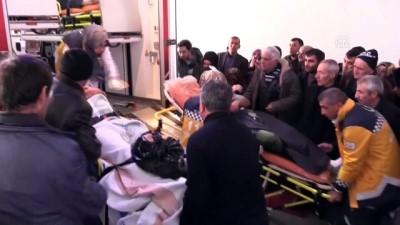 Yolcu midibüsü devrildi: 7 ölü, 15 yaralı (3) - MALATYA