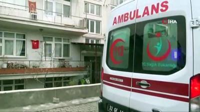 yasli kadin -  82 yaşındaki kadın evinde ölü olarak bulundu