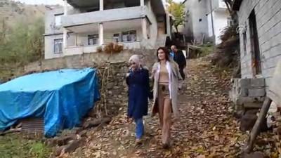 Ağız ve diş sağlığı için köy köy geziyorlar - BİTLİS