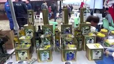 Ayvacık'ta Zeytin Şenliği Festivali yapıldı - ÇANAKKALE