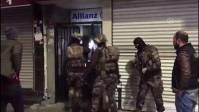 ozel harekat polisleri - İstanbul'da uyuşturucu operasyonu