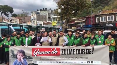 'Kardeşlik Platformu'nun Yemen açıklaması - İSTANBUL