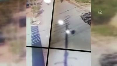 Pakistan'da Çin Konsolosluğuna saldırı anı güvenlik kamerasında - KARAÇİ
