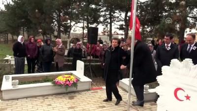 anit mezar - 'Yolageldilizade Kasım Efendi, vatansever ve mücadeleci bir insandı' - EDİRNE