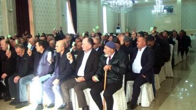rejim - Kırgızistan Ahıska Türkleri Derneği Başkanı Dursunov oldu - BİŞKEK