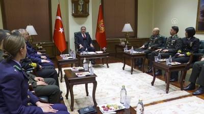 Milli Savunma Bakanı Akar'dan 'gözlem noktası' tepkisi - ANKARA