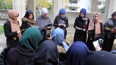 Süleyman Çelebi Türbesi'nde 8 dilde mevlit okundu - BURSA