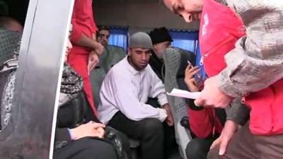 muhalifler - Suriye'de rejim ve muhalifler arasında esir takası yapıldı - BAB
