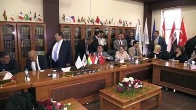 is insanlari - Batman ve Diyarbakırlı iş adamları Irak'ta iş birliği protokolü imzaladı - ERBİL