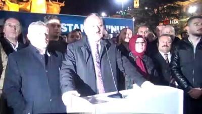 """Belediye Başkanı Tahsin Babaş: """"Hep hizmet dedim"""""""