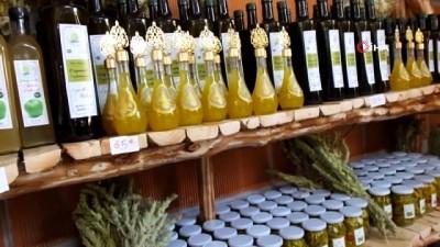 - Burhaniye'de sebze ve meyveden sonra zeytinyağı da organik oldu