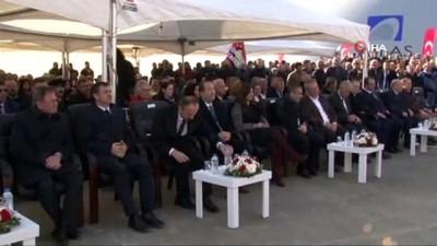 Edirne Katı Atık Birliği Çöp Gazı Elektrik Üretim Tesisi açıldı