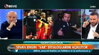 galatasaray - Ertem Şener: Halis Özkahya'ya maç verilmeyecek