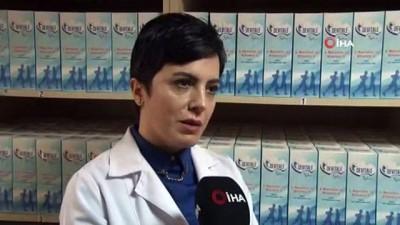 İHA'nın haberi tüm sedef hastalarına umut oldu...Eczacı Aliusta: 'Yüzde yüz yerli bir ürün. Hastaya cilt üzerinden değil içeriden destek veriyoruz'