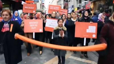 Kadına Yönelik Şiddete Karşı Uluslararası Mücadele Günü - TRABZON