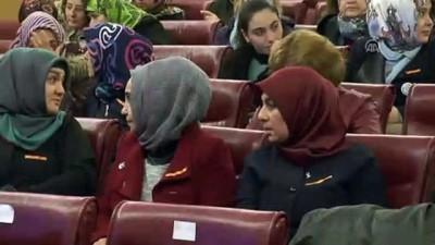 Şahin: 'Kızlarımızın üniversiteye gitme oranında ciddi iyileşme oldu' - TEKİRDAĞ