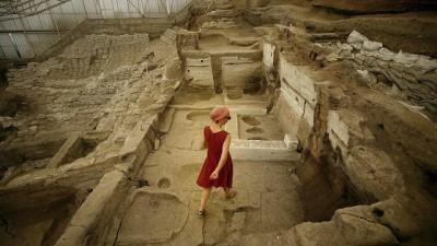 arkeoloji - 25 yıllık 'Bir Kazı Hikâyesi: Çatalhöyük' Londra'da sergileniyor
